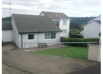Thumbnail 2 bed semi-detached bungalow for sale in Parc Sychnant, Conwy