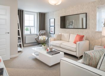 "Thumbnail 3 bed end terrace house for sale in ""Finchley"" at Cranmore Circle, Broughton, Milton Keynes"