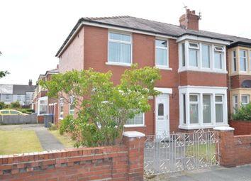 Thumbnail 4 bedroom end terrace house for sale in Dorritt Road, Blackpool