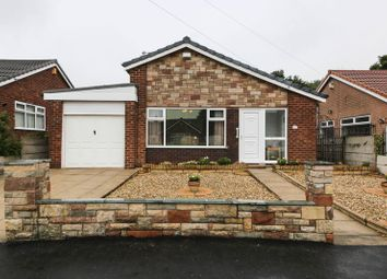 Thumbnail 3 bed detached bungalow for sale in Oakfield Crescent, Aspull, Wigan