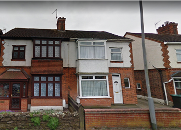 Thumbnail 1 bed semi-detached house to rent in Stockingstone Road, Luton