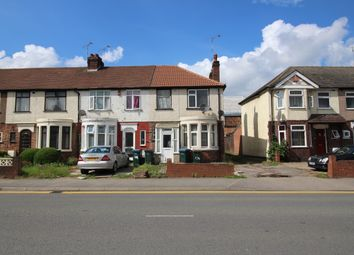 Thumbnail 3 bedroom end terrace house for sale in Burnaby Road, Coventry