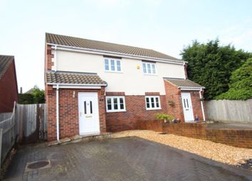 Thumbnail 2 bedroom semi-detached house for sale in The Row, Sutton, Ely
