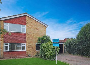 Thumbnail 3 bedroom detached house for sale in Bodmin Close, Worthing
