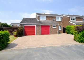 Thumbnail 4 bed detached house for sale in Shaw Close, Bicester
