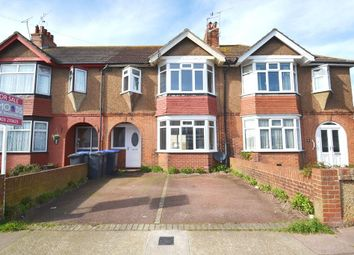 Thumbnail 3 bed terraced house for sale in Westcourt Road, Worthing, West Sussex