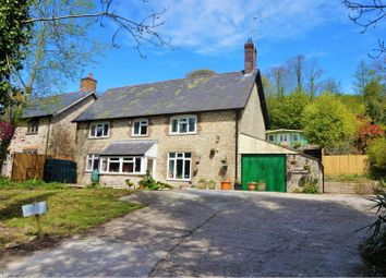 Thumbnail 3 bed detached house for sale in Winterbourne Steepleton, Dorchester