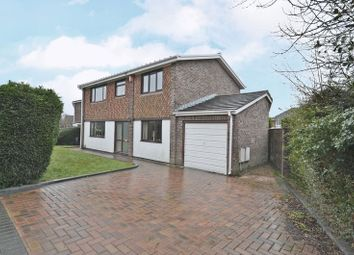 Thumbnail 4 bed detached house for sale in Outstanding Family House, Bentley Close, Newport