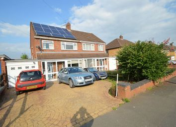 Thumbnail 3 bed semi-detached house for sale in Forge Mill Road, Redditch