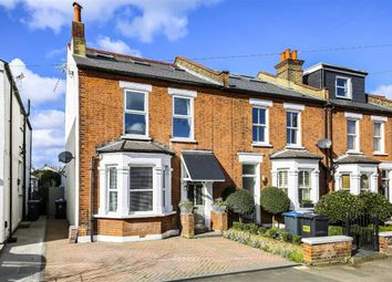 Thumbnail 3 bed semi-detached house for sale in Worthington Road, Tolworth, Surbiton