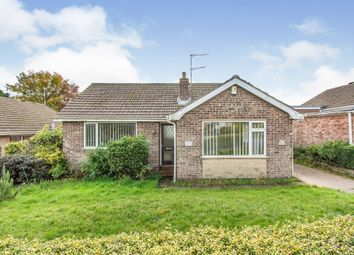 Thumbnail 2 bedroom detached bungalow for sale in Grange Avenue, Bawtry, Doncaster