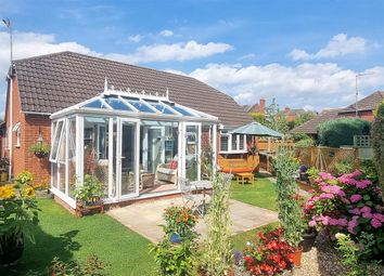 Thumbnail 2 bed detached bungalow for sale in Peacock Gardens, Newent