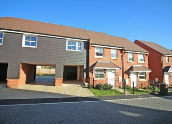 Thumbnail 2 bed terraced house for sale in Lords Way, Andover