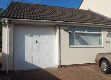 Thumbnail 1 bed bungalow to rent in Heathcote Drive, Coalpit Heath, Bristol, Gloucestershire