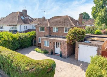 Thumbnail 4 bed detached house for sale in Gales Drive, Three Bridges, Crawley, West Sussex