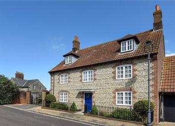 Thumbnail 5 bed link-detached house for sale in Tinten Lane, Poundbury, Dorchester