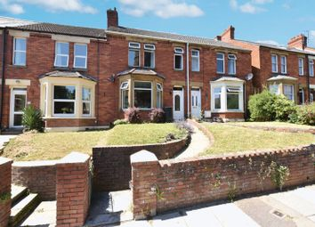 Thumbnail 3 bed terraced house for sale in St. Michaels Avenue, Yeovil