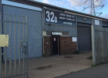 Light industrial to let in 32B Stephenson Street, Canning Town, London E16