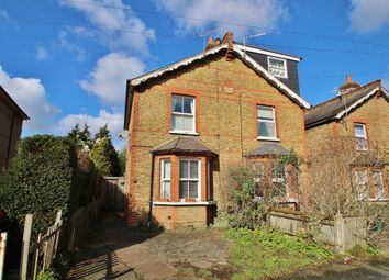 Thumbnail 3 bedroom semi-detached house for sale in Red Lion Road, Surbiton, Surrey