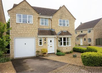 Thumbnail 4 bed detached house for sale in Jacobs Close, Tetbury