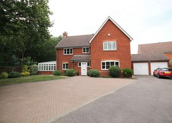 Thumbnail 5 bed detached house for sale in Howes Drive, Marston Moretaine, Bedford