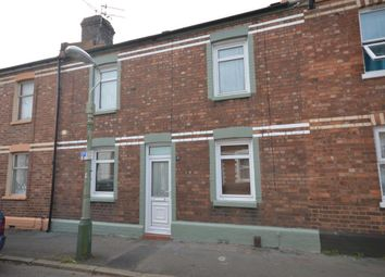 Thumbnail 3 bedroom terraced house to rent in Cecil Road, St Thomas, Exeter