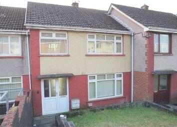 Thumbnail 3 bed terraced house for sale in Alexandra Place, Caerau, Maesteg, Mid Glamorgan