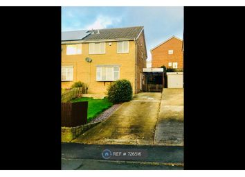 3 bed semi-detached house to rent in Harthill Rise, Gildersome, Morley, Leeds LS27