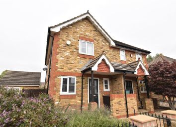 Thumbnail 2 bed semi-detached house for sale in St. Thomas' Close, Tolworth, Surbiton