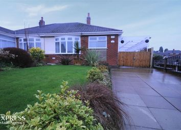 Thumbnail 3 bed semi-detached bungalow for sale in Hazel Close, Kidsgrove, Stoke-On-Trent, Staffordshire