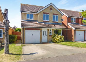Thumbnail 4 bedroom detached house for sale in Beech Avenue, Doddington, March