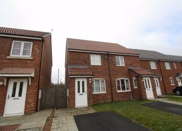 Thumbnail 2 bed semi-detached house to rent in Bayfield, West Allotment, Newcastle Upon Tyne
