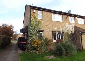Thumbnail 3 bed end terrace house for sale in Fensome Drive, Houghton Regis, Dunstable, Bedfordshire