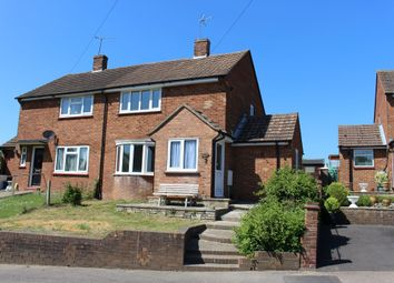 Thumbnail 2 bed semi-detached house to rent in Ash Road, Westerham