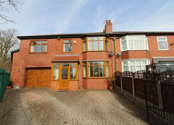 Thumbnail 5 bed semi-detached house for sale in Rochester Avenue, Walkden, Manchester