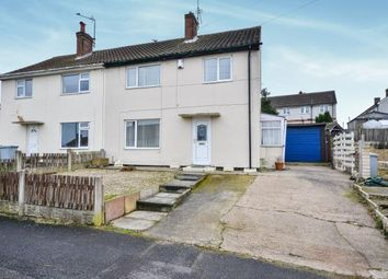 Thumbnail 3 bed semi-detached house for sale in Tudor Crescent, Rainworth, Mansfield, Nottinghamshire