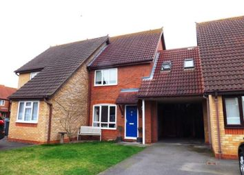 Thumbnail 2 bed terraced house for sale in Dove Close, Sandy, Bedfordshire