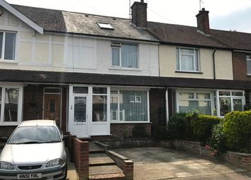 Thumbnail 3 bed terraced house for sale in Murina Avenue, Bognor Regis, West Sussex.