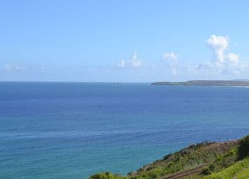 Thumbnail 3 bed terraced house for sale in Carbis Bay, St Ives, Cornwall