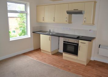 Thumbnail 1 bed flat to rent in Ratcliffe Road, Loughborough
