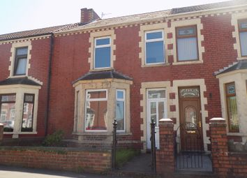 Thumbnail 3 bedroom terraced house for sale in Tanygroes Street, Port Talbot, Neath Port Talbot.