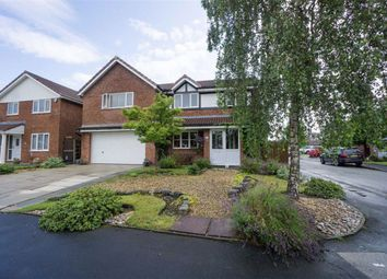 Thumbnail 5 bed detached house for sale in Captain Lees Gardens, Westhoughton, Bolton