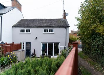 Thumbnail Semi-detached house for sale in Dovecote Road, Croft, Leicester