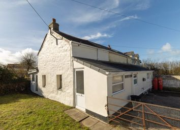 Thumbnail 2 bed cottage for sale in Kehelland, Camborne