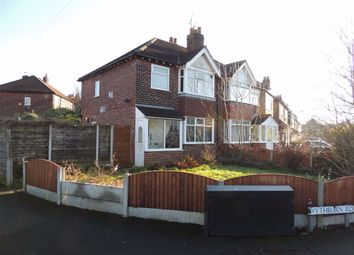 3 bed semi-detached house for sale in Wythburn Road, Heaviley, Stockport SK1