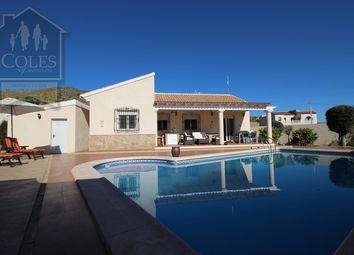 Thumbnail 3 bed villa for sale in El Chopo, Arboleas, Almería, Andalusia, Spain