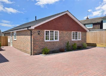 Thumbnail 2 bed detached bungalow for sale in London Road, Ashington, West Sussex