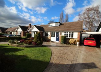 Thumbnail 4 bed bungalow for sale in Heathbank Road, Cheadle Hulme, Cheadle