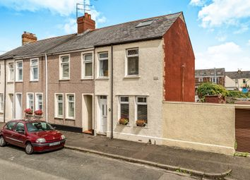 Thumbnail 3 bed terraced house for sale in Fern Street, Canton, Cardiff
