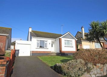Thumbnail 2 bed bungalow for sale in Cross Park, Central Area, Brixham
